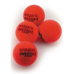 Karakal Red Foam Mini Tennis Balls - (1 dozen)