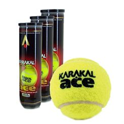 Karakal Ace Tennis Balls - (1 Dozen)