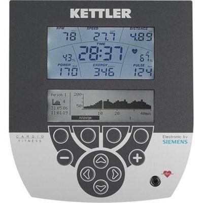 Kettler Ext7 Elliptical Cross Trainer Sweatband Com