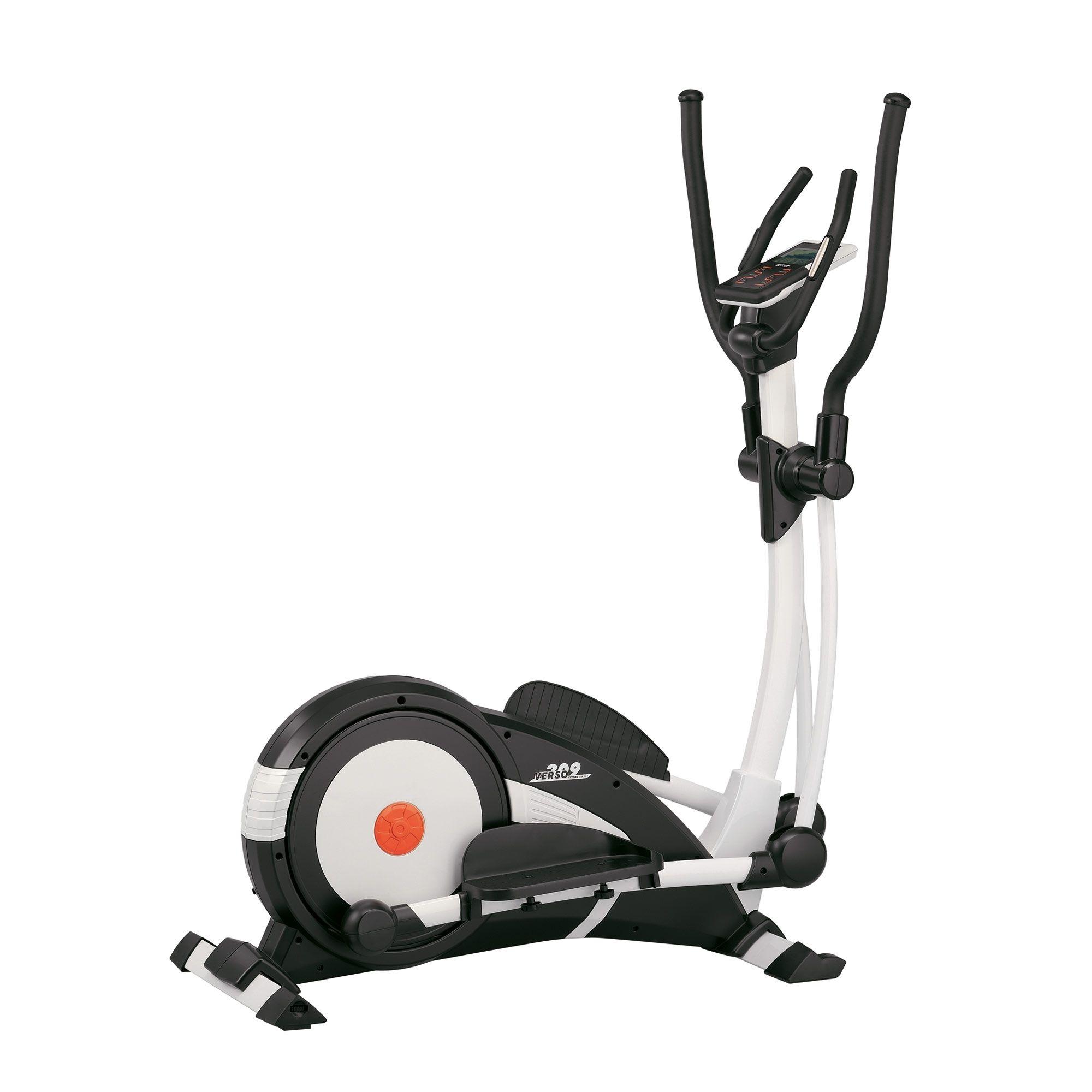 kettler verso 309 elliptical cross trainer. Black Bedroom Furniture Sets. Home Design Ideas