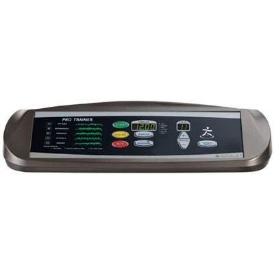 Landice E950 Pro Trainer Elliptical - Console