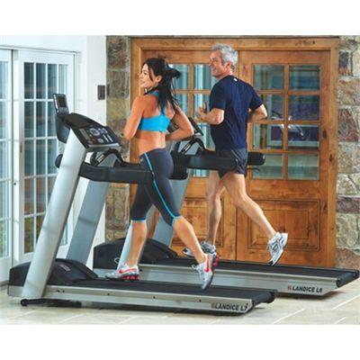 Landice L7 Club Series Cardio Trainer Treadmill