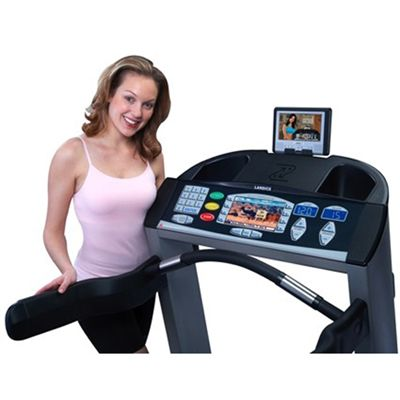 Landice L7 Club Series Pro Trainer Treadmill