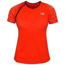 Li-Ning Ladies Red T-Shirt