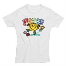 Little Miss Sunshine Peace Ladies T-Shirt