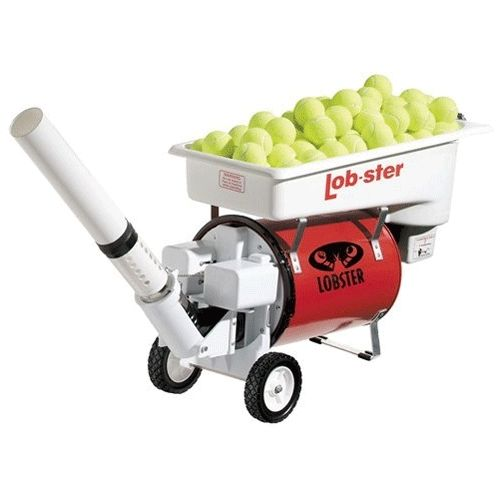 Lobster 301 Tennis Ball Machine - Sweatband.com