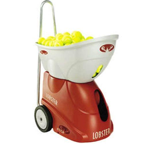 Lobster Elite 3 Tennis Ball Machine - Remote Control