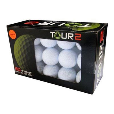 Longridge Tour 2 Recycled Titleist NXT Golf Balls