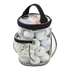 Longridge 30 Mixed Lake Balls with 20 Tees