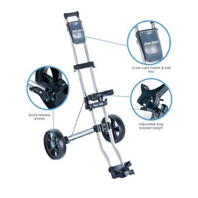 Longridge Duo Cart - Product Features
