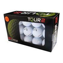 Tour 2 Callaway HX Tour Lake Balls (30 balls)