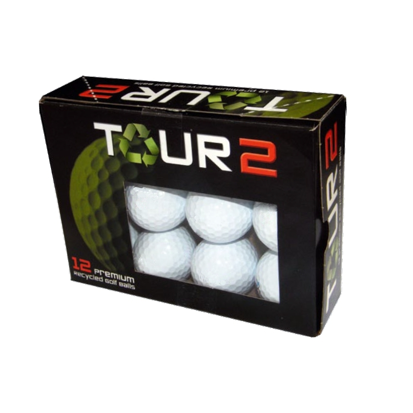 Tour 2 Titleist NXT Lake Balls (12 balls)