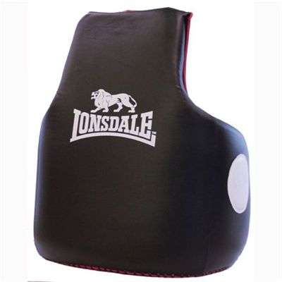Lonsdale Heavy Hitter Trainers Vest Body Protector