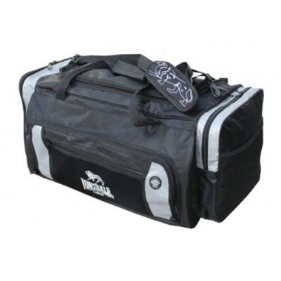 Lonsdale Double Pocket Holdall Sports Bag