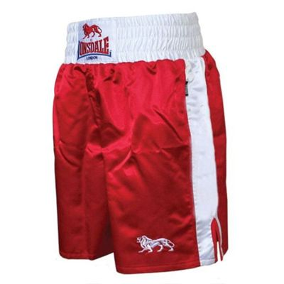 Lonsdale Pro Standard Trunks - Red
