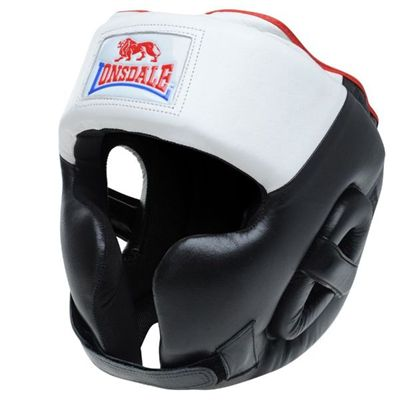 Lonsdale Super Pro Headgear with Cheek