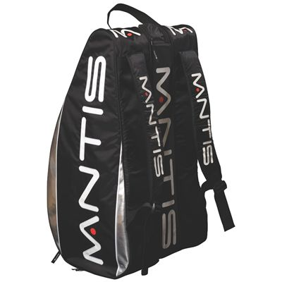 Mantis 12 Thermo Bag - Silver Upright