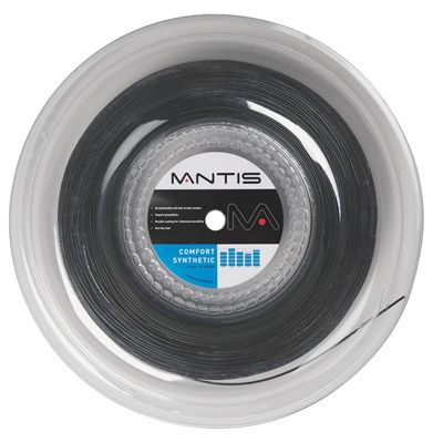 Mantis Comfort Synthetic Tennis String - Black