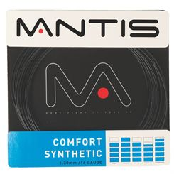 Mantis Comfort Synthetic Tennis String Set