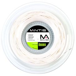 Mantis T-Power Squash String 200m Reel - White