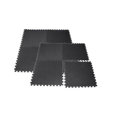 Marcy 8 Piece High Impact Protective Floor Mat