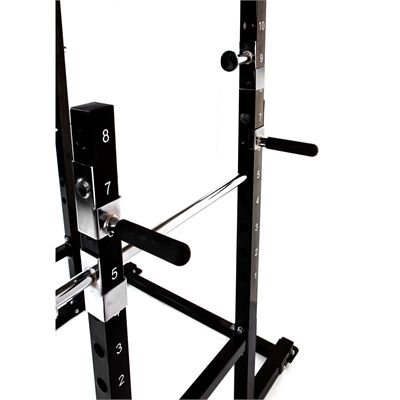 Marcy Bruce Lee Dragon Power Rack Side Handles