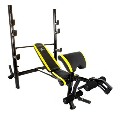 Marcy Bruce Lee Signature Mid-Width Bench