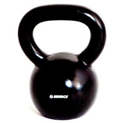 Marcy Cast Iron Kettlebell - 10 kg