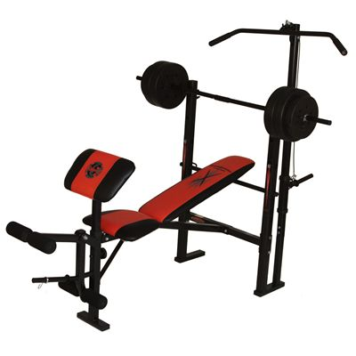 Marcy Competitor WM203 Barbell Bench