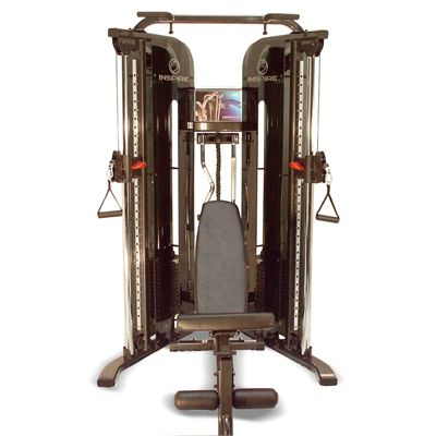Marcy Inspire FT1 Functional Trainer with Utility Bench - Alternate View