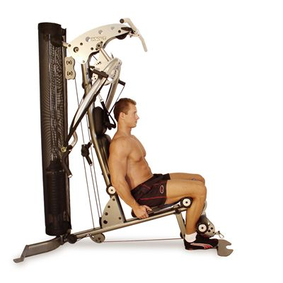 Marcy Inspire M2 Deluxe Compact Gym - In Use