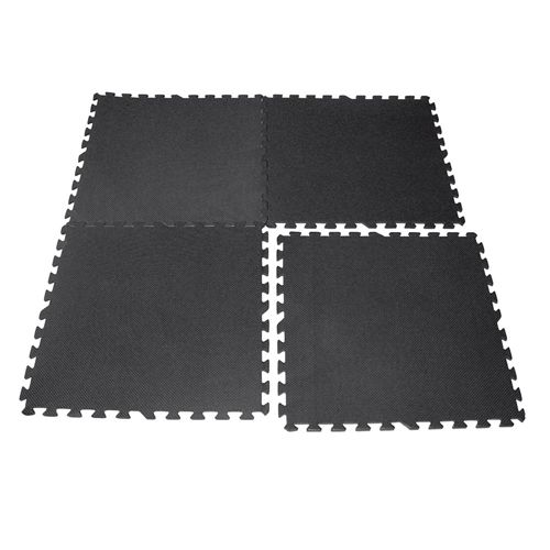 Marcy High Impact Protective Floor Mat 4 Pieces