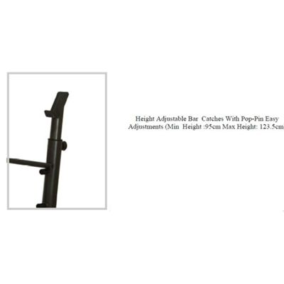 Height Adjustable Bar
