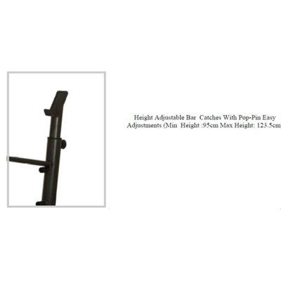 Height Adjustable Bar
