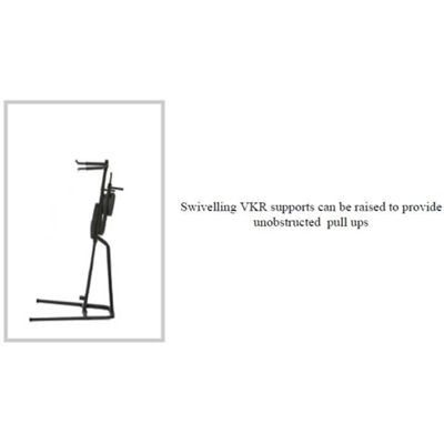 Swivelling VKR supports
