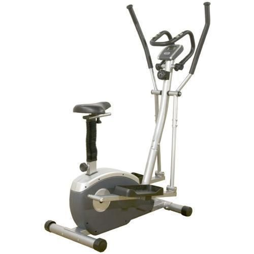 Marcy Xc50 2 In 1 Cycle Elliptical Cross Trainer
