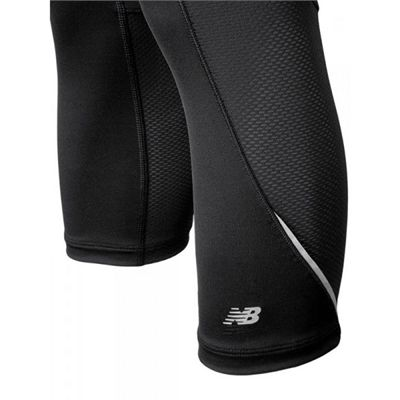 New Balance Womens Impact Capri Tights - Detail