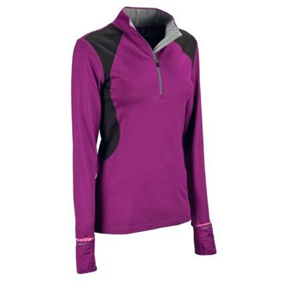 New Balance Womens NBx Half Zip Top - Side