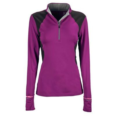 New Balance Womens NBx Half Zip Top