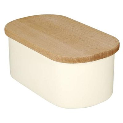 Butter Dish - Cream