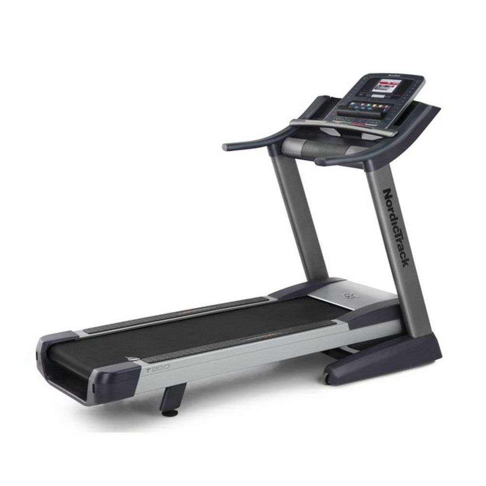 how to turn on ifit treadmill