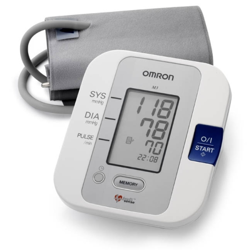 blood pressure monitor the m3 upper arm fully automatic blood pressure ...