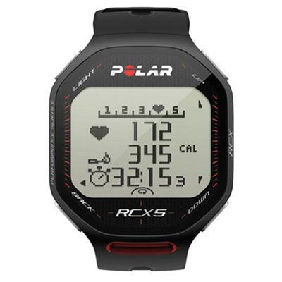 Polar RCX5 GPD Heart Rate Monitor