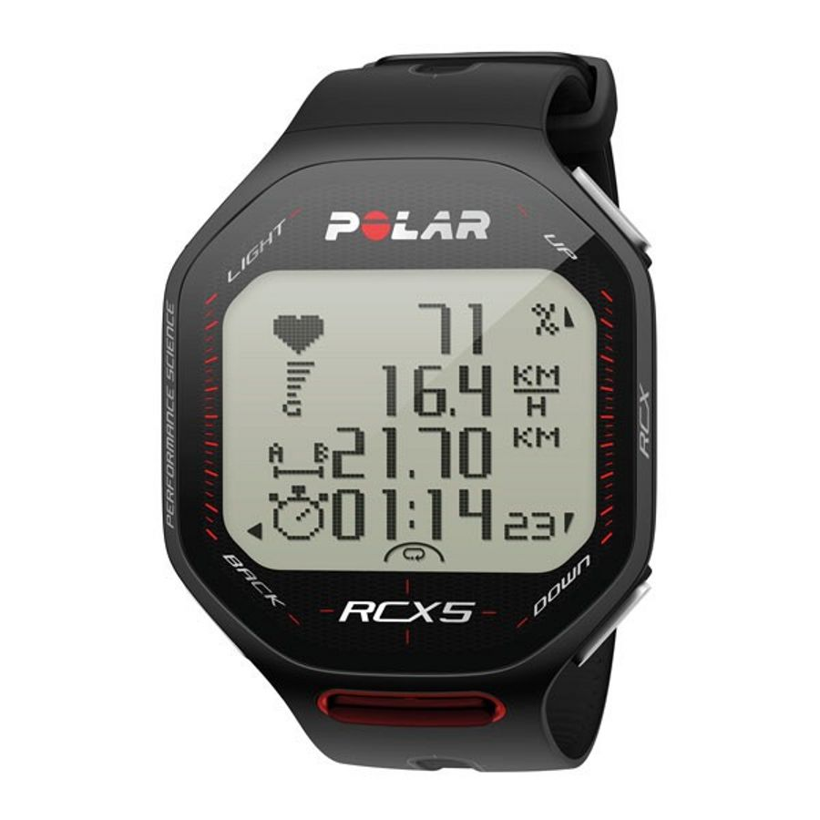 Heart rate monitor training software