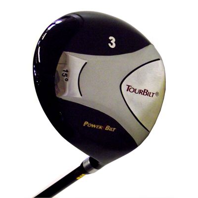 PowerBilt TourBilt Fairway 3 Wood