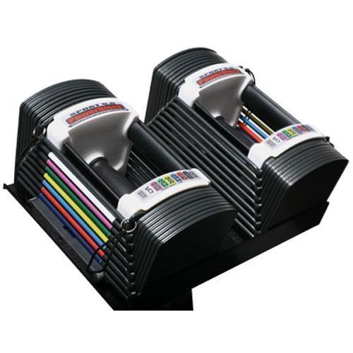 PowerBlock Sports 5.0 Dumbbells (Pair)