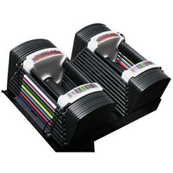 PowerBlock Sports 5.0 Dumbbells (Pair)