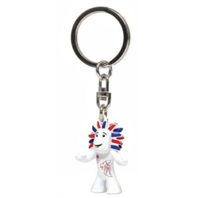 Pride The Lion Diecast Keyring