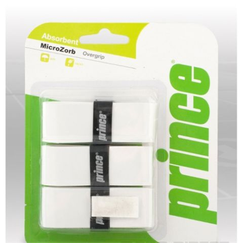 Prince Microzorb Overgrip (pack of 3)