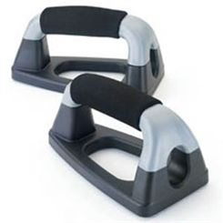 York Fitness Push Up Stands